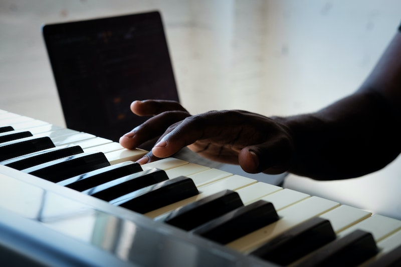 Start to learn the piano