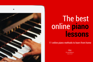 Discover the 11 best online piano lessons in 2021