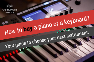 How to buy a piano or a musical keyboard in 2021? Here are the best models.