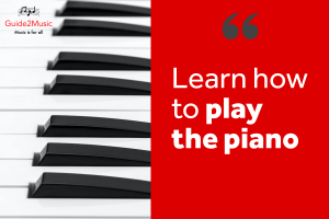 How to learn to play the piano? your guide in 7 keys!