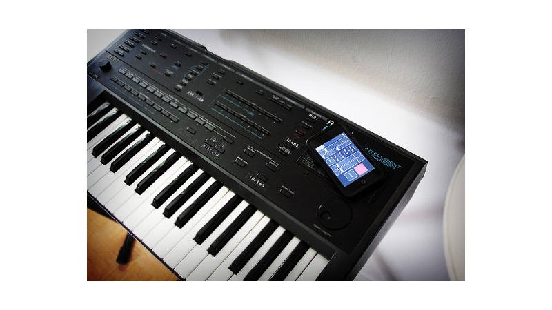 arranger keyboard