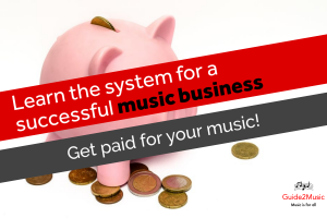 Learn the system for a successful music business