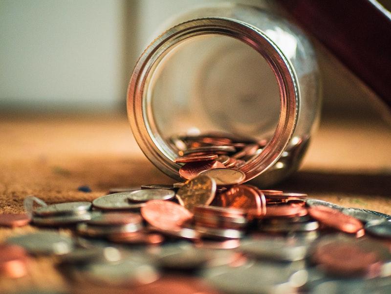 Convert trust into money