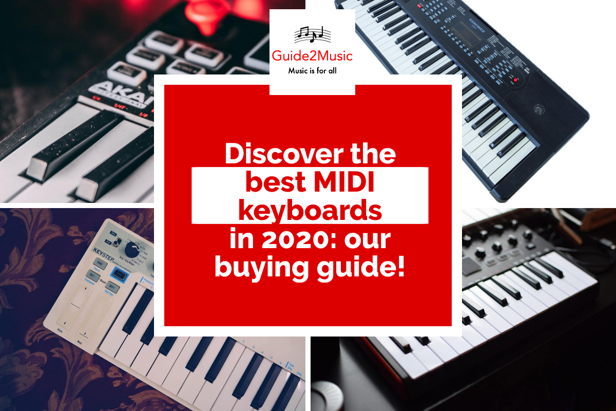 Discover the best midi keyboards