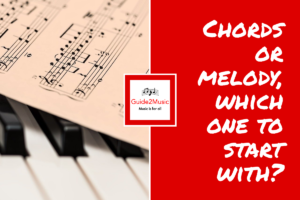 Read more about the article Is it better to start with chords or melody to write a song?
